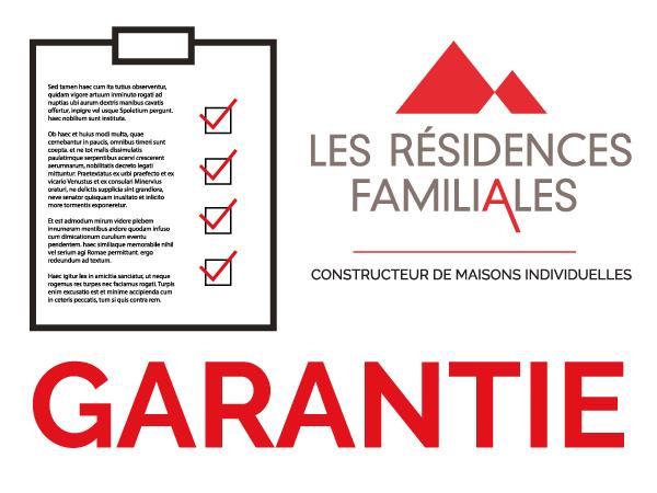 Les r sidences familiales nos engagements de garanties for Garantie dommage ouvrage prix